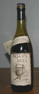 Noah's Mill Small Batch 15 Year Old Bourbon Whiskey