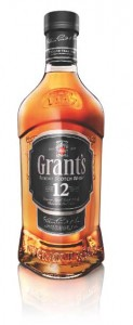 Grant's 12 Year Old scotch whiskey
