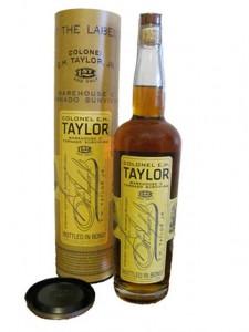 """Colonel E.H. Taylor """"Tornado"""" Bourbon"""
