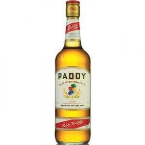Paddy Old Irish Whiskey