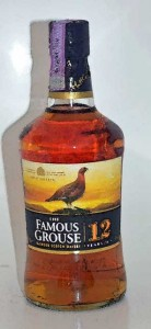 The Famous Grouse Golde Reserve 12 Year Old