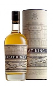 Great King Street blended scotch