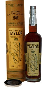 Colonel E.H. Taylor Barrel Proof Bourbon
