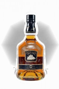 Cutty Sark 12 Year Old whiskey