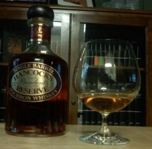 Hancock's President's Reserve Bourbon