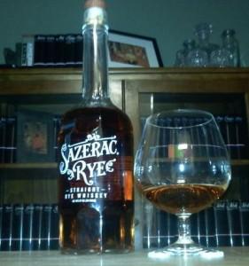 Sazerac 6 Year Old Rye Whiskey