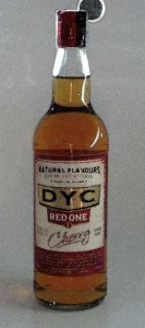 DYC Red One Cherry-Infused Whiskey