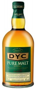 DYC Pure Malt Spanish Whiskey