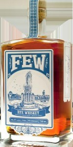 FEW Spirits Rye Whiskey