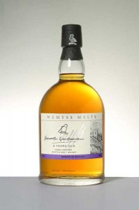 The Smooth Gentleman 8 Year Old Vatted Malt