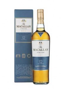 The Macallan Fine Oak 12 Year Old