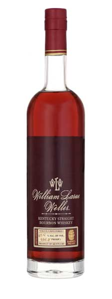 William Larue Weller Wheated Bourbon 2012