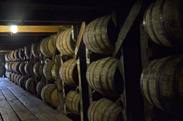 Buffalo Trace Warehouse C