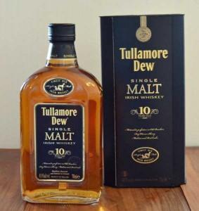 Tullamore Dew 10YO Single Malt