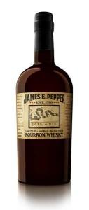 James E. Pepper Join or Die Bourbon