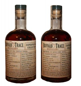Buffalo Trace Experimental Batches