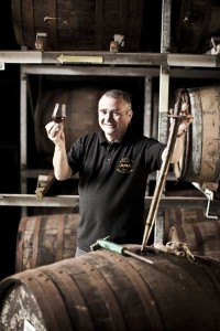 Jura Distiller Willie Cochrane