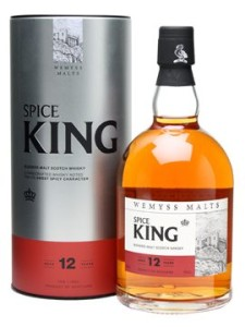 The Spice King 12 Year Old(Credit: Wemyss Malts)
