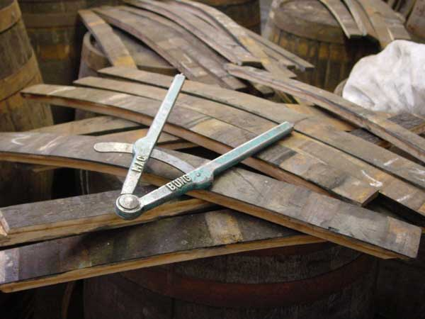 Compass Box Barrel Staves