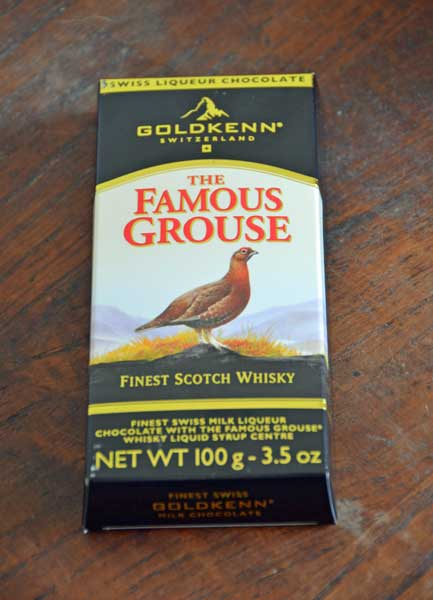 famous grouse chocolate bar review the whiskey reviewer