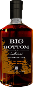 Big Bottom Small Batch Bourbon