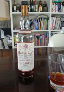 Macallan 18 Year Old Gran Reserva