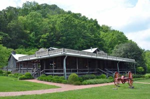 George Dickel General Store and Post Office