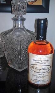 Ole George Rye Whiskey