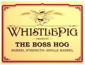 Boss Hog Rye