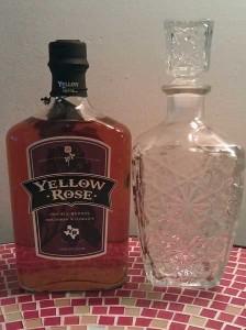 Yellow Rose Double Barrel Bourbon