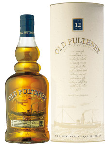 Old Pulteney 12 YO single malt