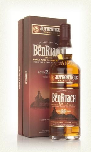 BenRiach Authenticus 25YO
