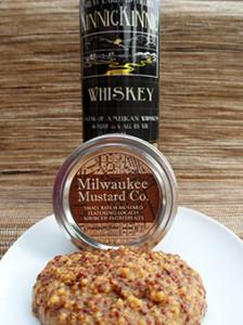 Whiskey mustard