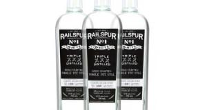Railspur No. 1 White Whiskey
