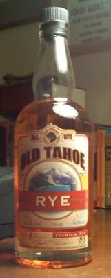 Old Tahoe Rye Whiskey