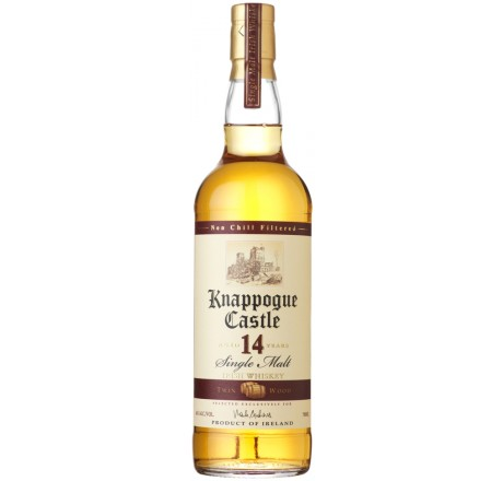 Knappogue 14 Year Old Irish single malt