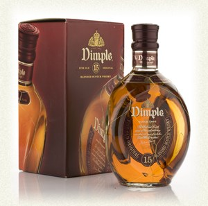 Dimple 15YO Scotch