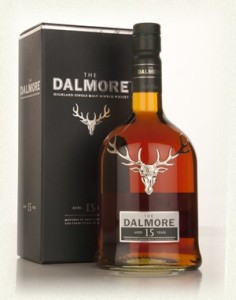 The Dalmore 15 Year Old Single Malt