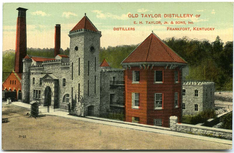 Old Taylor Distillery Will Make Castle Key The Whiskey Reviewer
