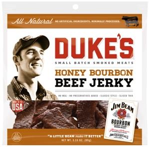 Duke's Bourbon Jerky