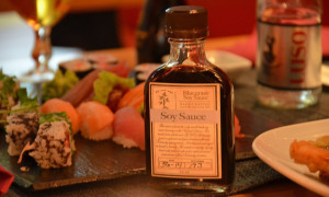 Blue Grass Soysauce from Bourbon Barrel Foods