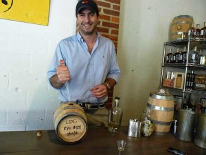 Lyon Distilling's Ben Lyon