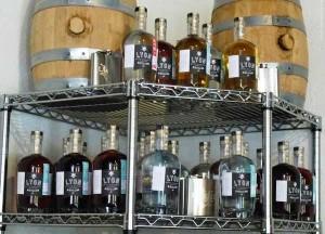 Lyon Distilling products