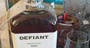 Defiant Malt Whisky