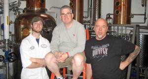 Dry Fly Distilling crew