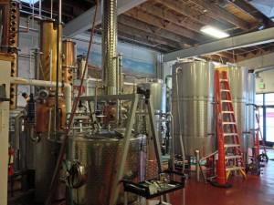 Dry Fly Distilling Still