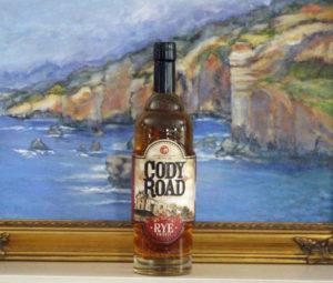 Cody Road Rye Whiskey