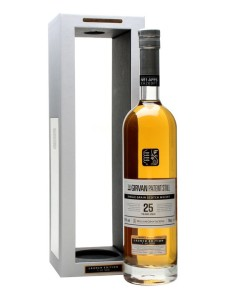 Girvan 25 YO Single Grain