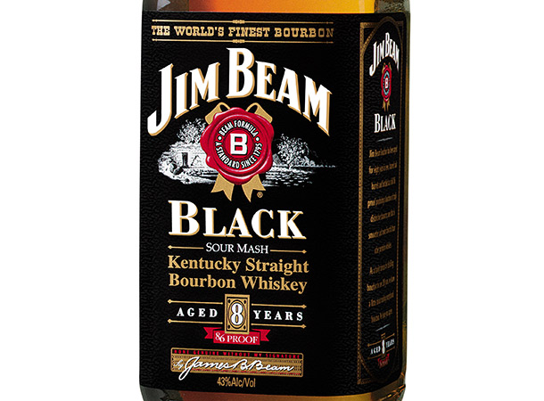 Jim Beam Black Aged 8 Years Bourbon Review The Whiskey