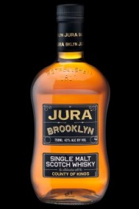 Isle of Jura Brookyln Scotch